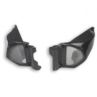 Carbon4us Carbon Fiber Oversized Racing Airducts for Ducati Streetfighter 1098 / 848
