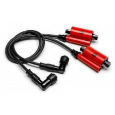 CA Cycleworks ExactFit High Voltage Ignition Coils Kit (pair) for Older 2V Ducati's