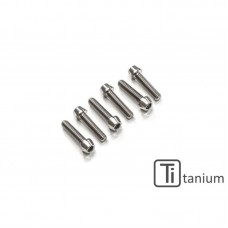 CNC Racing Titanium Bolt Kit for Clear Wet Clutch Covers for the Ducati Panigale (all models)