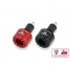 "CNC Racing PRAMAC RACING LIMITED EDITION Single Bar End to Match Lever Guards - ""BOING"" Style"