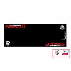 CNC Racing PRAMAC EDITION Motorcycle Garage Mat