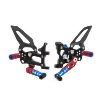 CNC Racing ALTHEA LIMITED EDITION RPS Adjustable Rearset for the Ducati Panigale 899 / 959 / 1199 / 1299 / V2