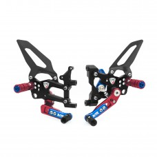 CNC Racing ALTHEA LIMITED EDITION RPS Adjustable Rearset for the Ducati Panigale 899/959/1199/1299