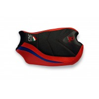 CNC Racing PRAMAC RACING LIMITED EDITION Rider Seat Cover for the Ducati Streetfighter V4 / S