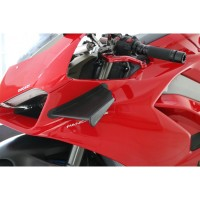 CNC Racing Carbon Fiber GP Winglets for Ducati Panigale V4 / S / Speciale