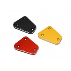 "CNC Racing ""Bi-Color"" Billet Clutch Resevoir Cap"