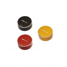 "CNC Racing ""Bi-Color"" Billet Clutch/Rear Brake Resevoir Cap for Honda, Kawasaki, Suzuki, Triumph and Yamaha"