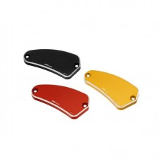 "CNC Racing ""Bi-Color"" Billet Front Brake Resevoir Cap for MV Agusta"