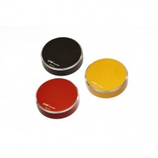 "CNC Racing ""Bi-Color"" Billet Front/Rear Brake Resevoir Cap for Buell, Kawasaki,Honda,Triumph, MV Agusta and Suzuki"