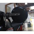 CRG Blindsight LS (Lanesplitter) Folding 2 inch Round Bar End mirror