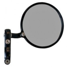 CRG Hindsight 3 inch Round Bar End mirror