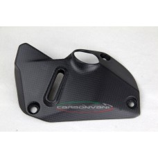 CARBONVANI - 2017+ DUCATI MONSTER 821 / 1200 CARBON FIBER COOLANT TANK COVER