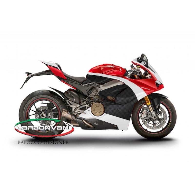 Carbonvani Ducati Panigale V4 S Speciale Ducati Corse Design