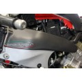 Carbonvani - Ducati Panigale / Streetfighter V4 / S / R / Speciale Carbon Fiber Frame (Fuel Tank Side) Covers