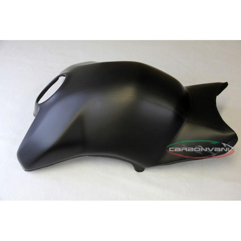 Carbonvani Ducati Panigale V4 S Speciale Carbon Fiber Tank Cover