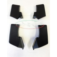 Carbonvani - Ducati Streetfighter V4 / S Carbon Fiber Winglet Kit (4 pieces)