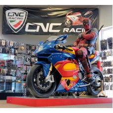 2013 MV Agusta F4-1000RR SUPERMAN Custom with ONLY 20 Miles!