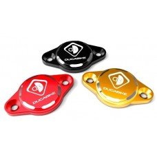 Ducabike Contrast Cut Timing Inspection Cover for Ducati Panigale V4