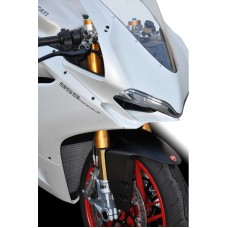 Ducabike Ohlins R&T forks with Custom Lowers for the Ducati Pangiale V4 / S / R / Speciale, V2 models (all), and Streetfighter V4 / S
