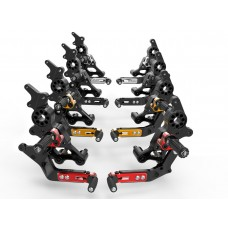 Ducabike Adjustable Rearsets for the Ducati Hypermotard 950 / SP
