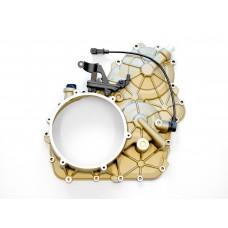 Magnesium Clutch Side Case Kit for Clear Wet Clutch Cover for the Ducati Streetfighter V4 / S