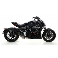 Arrow Exhausts For The Ducati XDIAVEL  2016/2017