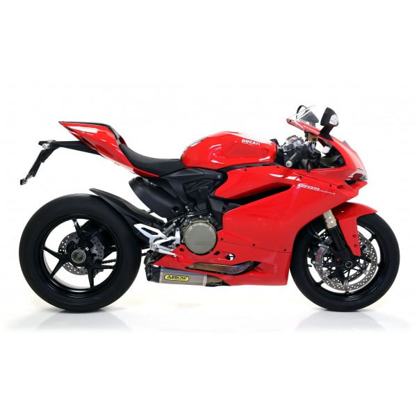 Arrow Exhausts For The Ducati 1299 Panigale