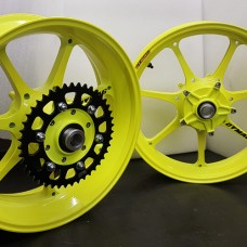 Dymag UP7X Aluminum Wheels - Colors & Options