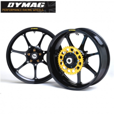 Dymag UP7X Forged Aluminum Wheels for Dual Sided Swingarm