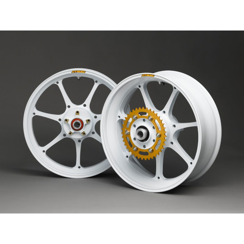 Dymag UP7X Aluminum Wheels