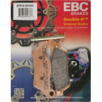 EBC Brakes EPFA Sintered Fast Street and Trackday Pads Front - EPFA181HH