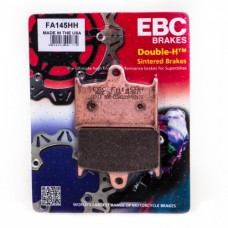 EBC Brakes Double-H Sintered Superbike Brake Pads Front -  FA145HH
