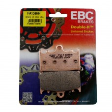 EBC Brakes Double-H Sintered Superbike Brake Pads Front -  FA158HH
