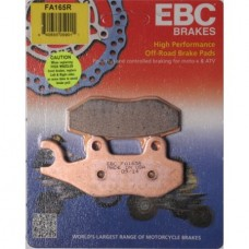 EBC Brakes Double-H Sintered Superbike Brake Pads Front -  FA165R