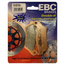 EBC Brakes Double-H Sintered Superbike Brake Pads Front -  FA181HH