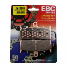 EBC Brakes Double-H Sintered Superbike Brake Pads Front -  FA188HH