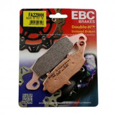 EBC Brakes Double-H Sintered Superbike Brake Pads Front -  FA229HH