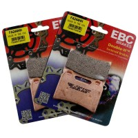 EBC Brakes Double-H Sintered Superbike Brake Pads Front - FA244HH