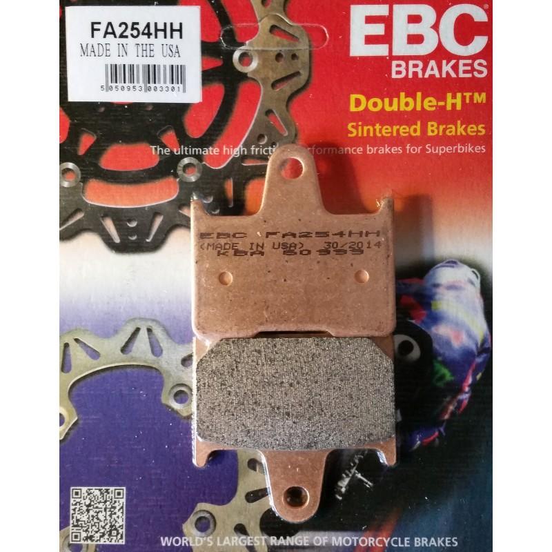Double-H Sintered Brake Pads EBC  FA254HH