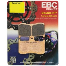 EBC Brakes Double-H Sintered Superbike Brake Pads Front -  FA347HH
