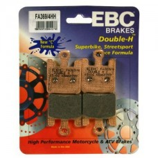 EBC Brakes Double-H Sintered Superbike Brake Pads Front -  FA369/4HH