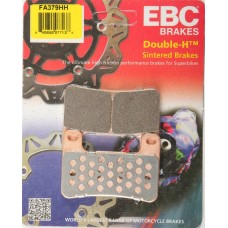 EBC Brakes Double-H Sintered Superbike Brake Pads Front -  FA379HH