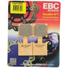 EBC Brakes Double-H Sintered Superbike Brake Pads Front -  FA417/4HH