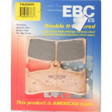 EBC Brakes Double-H Sintered Superbike Brake Pads Front -  FA424HH