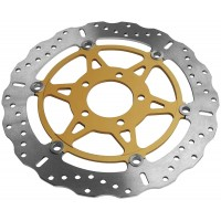 EBC Brakes X - Series Floating MC Rotors Front - MD1014XC