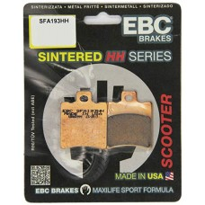 EBC Brakes Double-H Sintered Superbike Brake Pads Front -  SFA193HH