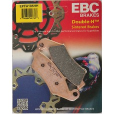 EBC Brakes Double-H Sintered Superbike Brake Pads Front - EPFA185HH