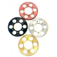 EVR Clutch Pressure Plate TOP PLATE ONLY For the EVR CTS-01 Dry Clutch and the Pressure plates CVD-250 and CVD-270