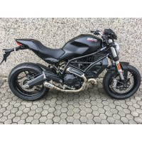 FM Projects GP Slip-on Exhaust for Ducati Monster 797