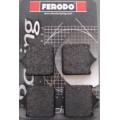 Ferodo CP1 Carbon Race Compound Front Brake Pads